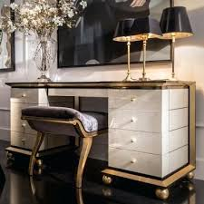 luxury makeup vanity. Vanities: Luxury Vanity Set High End Birds Eye Maple Writing Desk Makeup R
