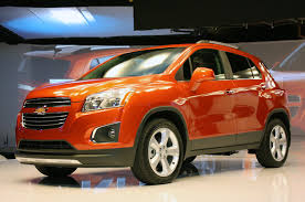 new car launches low price2015 Chevrolet Trax Cheapest Mini SUV Car With WIFI  Bike Car Art