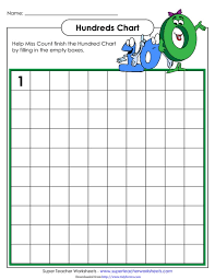 Blank Hundreds Chart 3 Hundreds Chart Templates Free Templates In Doc Ppt