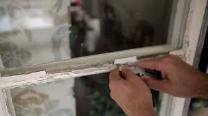 painting windows step by step