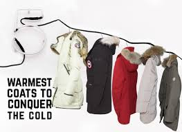 our 5 warmest coats to conquer the cold
