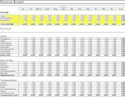 Home Budget Spreadsheet Excel Monthly Bill Spreadsheet Template Home Budget Spreadsheet
