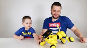 """<b>Интеллектуальный робот</b>-<b>щенок</b> """"Дружок"""" - YouTube"""
