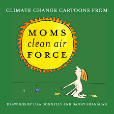 climate change cartoons ebook cover