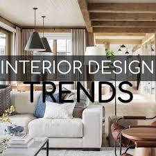 interior design trends 2020 black