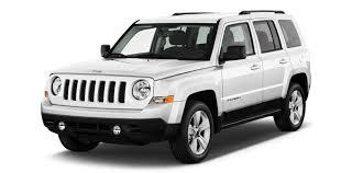 Jeep Patriot Tires Sport Latitude Limited Models