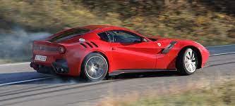 2016 Ferrari F12 Tdf Review