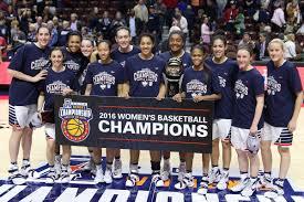 final score uconn women s basketball wins aac tournament chionship over usf 77 51