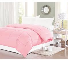 Natural Cotton Twin XL Comforter - Baby Pink & Baby Pink Natural Cotton Twin Comforter - Oversized Twin XL Bedding Adamdwight.com