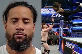 WWE star Jimmy Uso 'arrested for drink ...