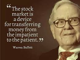 Stock Market Quotes Today Best Warren Buffett The Stock Market Is A Device For Transferring