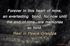 Grandfather Quotes Unique Rest In Peace Grandpa Quotes Uncle Joe's 48 Pinterest Grandpa
