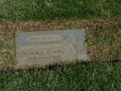 Horace Benton Sims (1896-1960) - Find A Grave Memorial