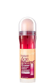 maybelline instant age rewind the eraser treatment makeup best foundation for skin