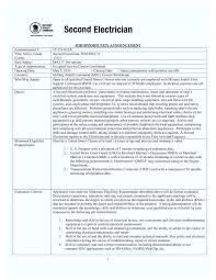 Industrial Electrician Salary Industrial Electrician Sample Resume Podarki Co