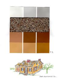 exterior paint colors that go with brickPicking the Right Paint or Siding Colors for your House  Fred