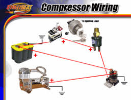 air compressor wiring diagram