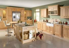 fabulous apartment kitchen decor integrate tremendous kitchen paint colors with honey oak cabinets