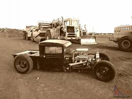 Chevrolet Rat Rod Truck