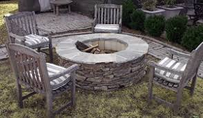 O  Outdoor Fire Pit Kit