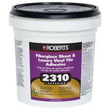 how to remove vinyl flooring adhesive from concrete elegant roberts 2310 1 gal premium fiberglass and