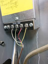 hvac ecobee3 installation thermostat y terminal yellow wire furnace model furnace control board t stat wiring