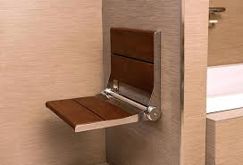 shower wall seat starting at teak wood slatted wall mounted shower seat wall mounted shower seats