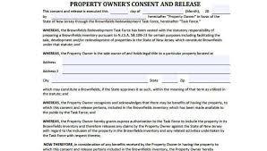 Lien Release Form Impressive 48 Property Release Form Samples Free Sample Example Format Download