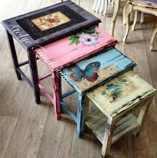 decoupage ideas for furniture. Decoupage Furniture, Ideas, Paint Wooden Projects, Wood Paintings, Craft, Searching, Shabby Chic, Small Space Gardening Ideas For Furniture E