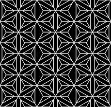 Texture Patterns Adorable Seamless Geometric Op Art Texture Hexagons Diamonds Triangles And