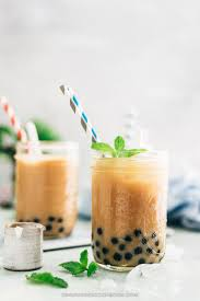 bubble tea boba tea recipe how to make diy drink