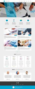 Financial Institutions Website Design Financial Institution Joomla Template Webdesign