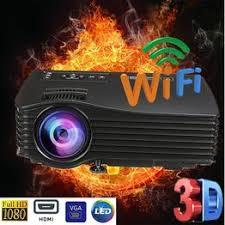 NEW UC36+ 1080P Full HD High Lumens <b>Wifi Wireless</b> HDMI <b>USB</b> ...
