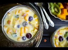 fruit salad with custard. Contemporary Custard Recipe Details Intended Fruit Salad With Custard R