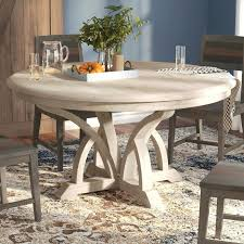 60 inch round unfinished wood table top dining main