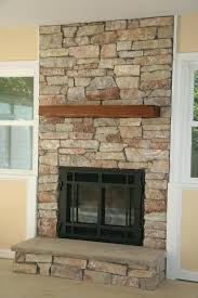stone veneer for fireplace covering a gas fireplace with stone to make it look real re stone veneer for fireplace