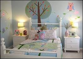 owl theme bedroom decorating ideas