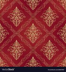 Baroque Design Wallpaper Wallpaper In Style Baroque Seamless Damask
