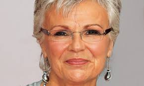 Julie Walters. 'Sometimes I walk past a mirror and think, Who is that old bag?' Photograph: David Fisher/Rex Features. If I look in the mirror first thing ... - Julie-Walters-006