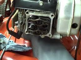 Small Engine Repair: Adjusting Valves or Valve Lash on a Tecumseh ...