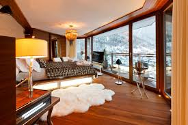 World Of Architecture  Star Luxury Mountain Home With An Amazing - Mountain home interiors