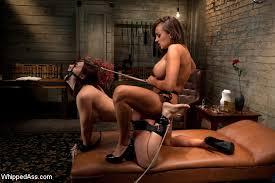 Nika noire bondage handjob