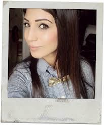 brown hair, #nerd style #bow tie Melissa Anciaux | Nerd outfits, Beauty,  Hair
