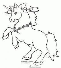 Kleurplaten Eenhoorn Paarden Kleurplaten Eenhoorn Paarden