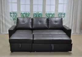 l shaped leather sofa bed gradfairs