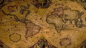 vintage map wallpaper HD a