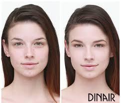 amazon mini sle size bottles dinair airbrush makeup foundation fair shades glamour natural light coverage matte beauty