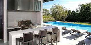 Outdoor Kitchen Designs With Pool Inspiration Fabulouslessonsoutdoorkitchenconfigurationsideasrkitchen