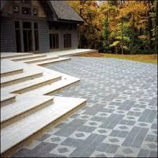 decor pavers harvest blend arrowhead concrete pavers mutual materials  arrowhead concrete pavers