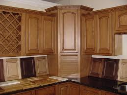 Glazed Kitchen Cupboard Doors Brown Cherry Wood Kitchen Cupboard Door Magnets Sink Combine
